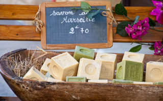 Les vertus oubliées du savon de Marseille