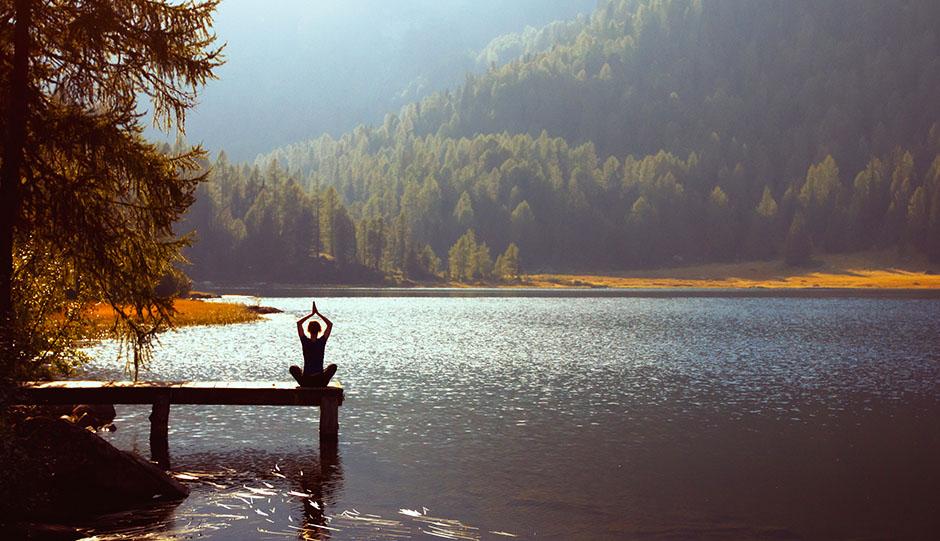 Ayurveda : le yoga pour retrouver l'équilibre