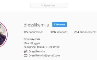 Dresslikemila – Qui est-elle?