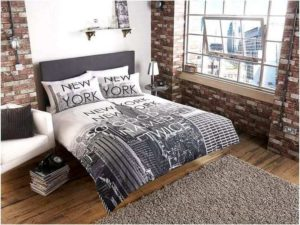 Parure de lit New York