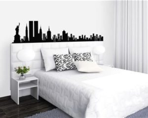 Tête de lit new york