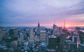 Idées déco d'une chambre New-York