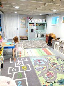 Des tapis jeux enfant