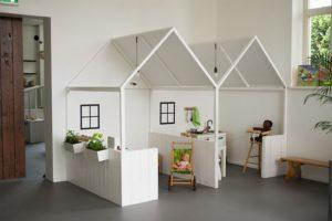 Une cabane dans la maison
