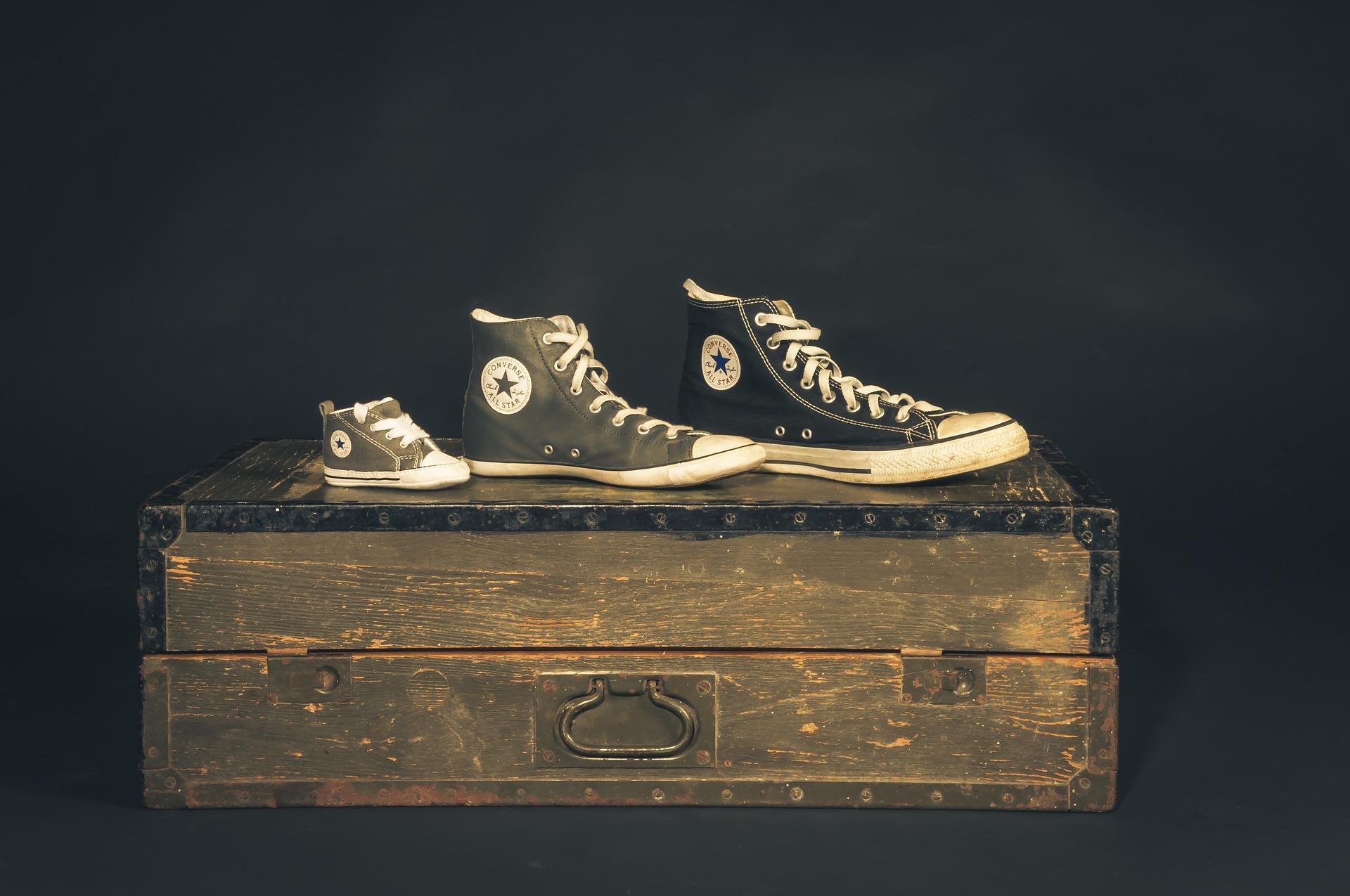 Correspondance taille chaussure US, UK, FR