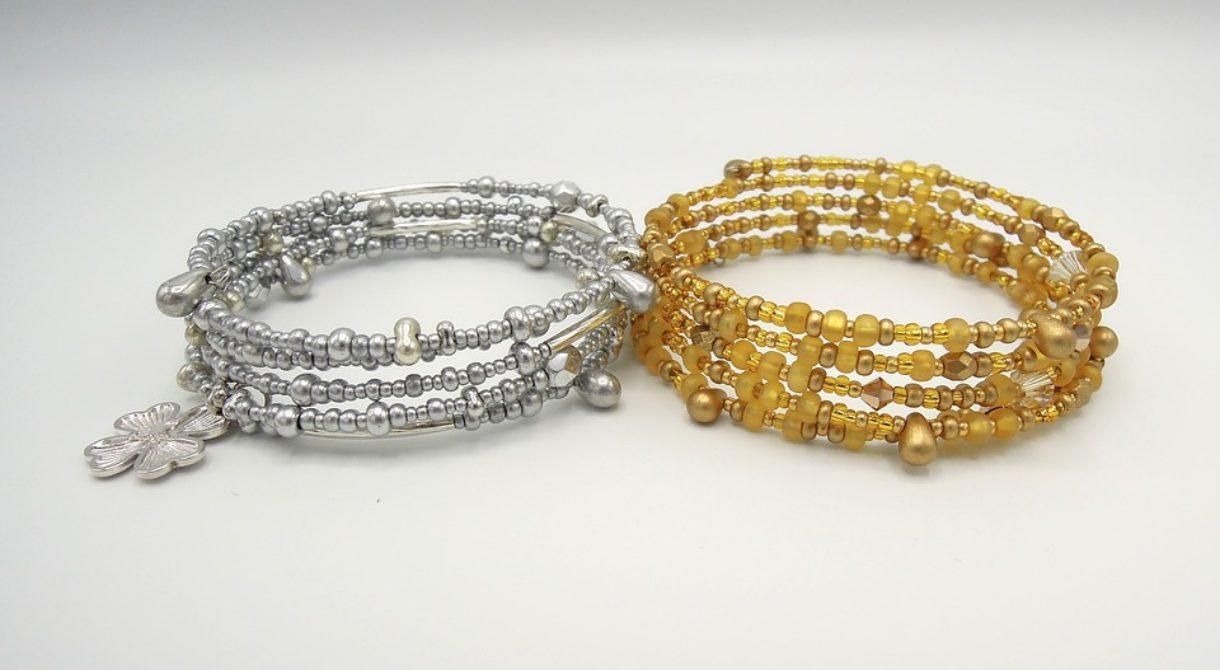 Nettoyer ses bijoux en or ou en argent