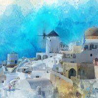5 raisons de partir à Santorin cet été