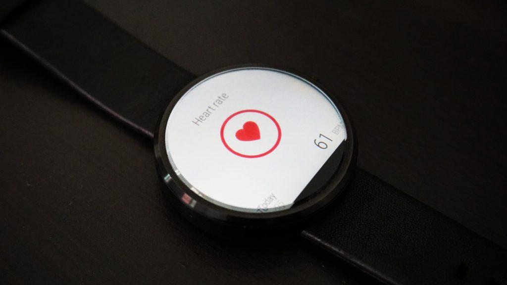 montre connecté cardiaque