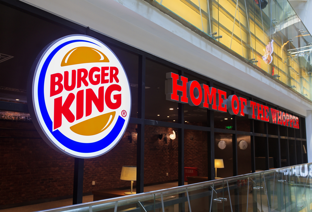 Burger King Salaatti
