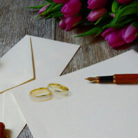 Comment réussir son faire part de mariage ?
