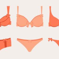 Les sous-vêtements préférés chez les femmes par les hommes