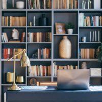 5 façons de concevoir sa bibliothèque sur mesure