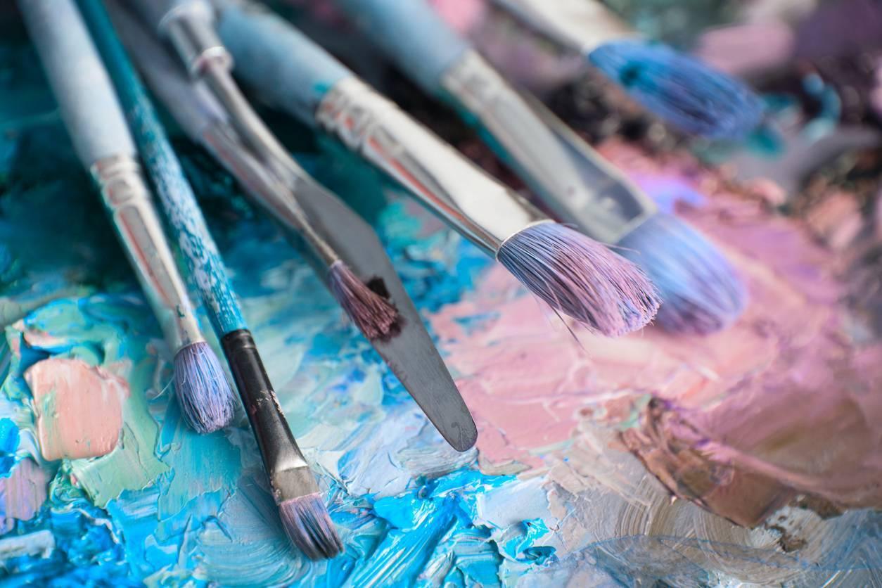 pigments peinture