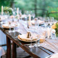 Mariage en petit comité : quelles solutions pour le repas ?