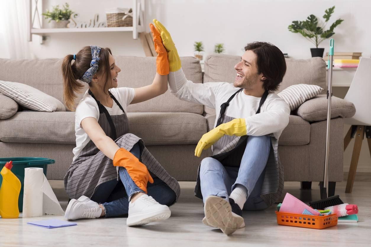 ménage à deux couple