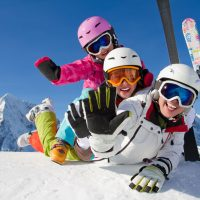 Partir au ski avec des enfants toute en sérénité.