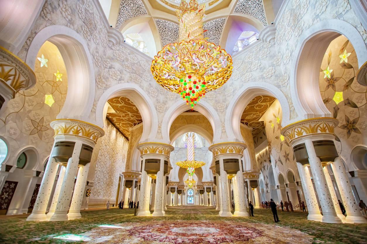 mosquée sheikh zahed