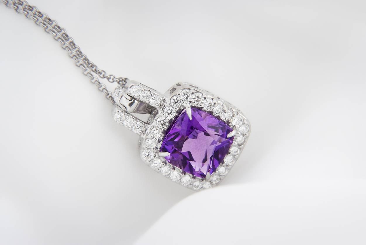 bijou pierre précieuse améthyste