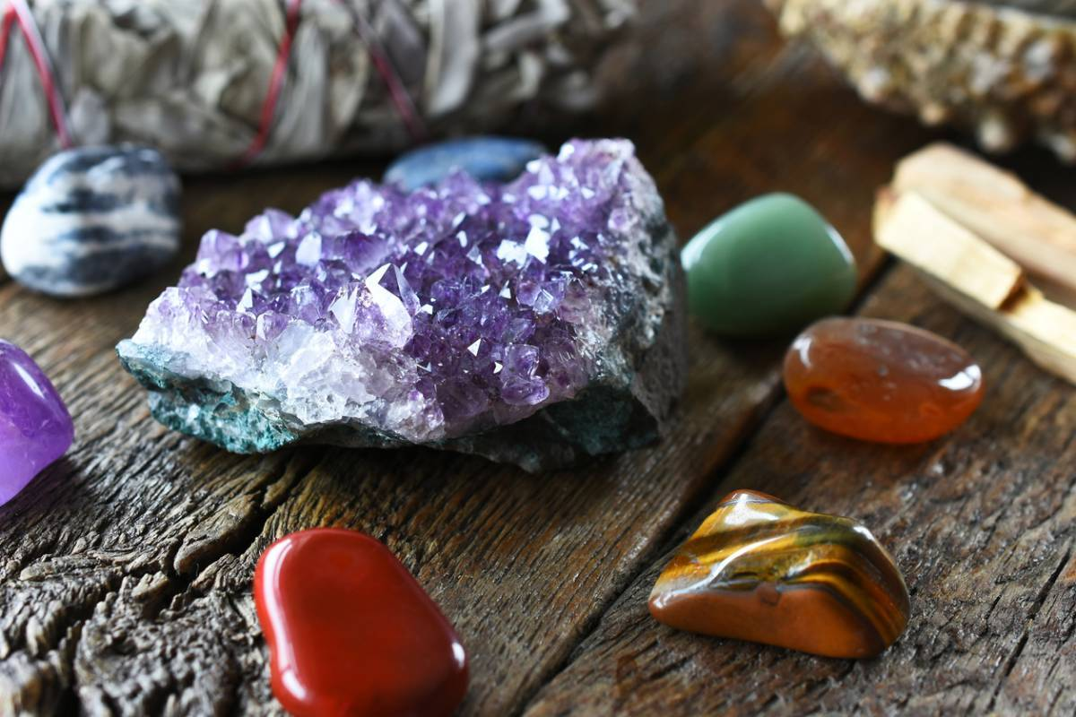 Lithothérapie : le pouvoir des pierres naturelles